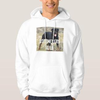 Rotties ! sweatshirts avec capuche