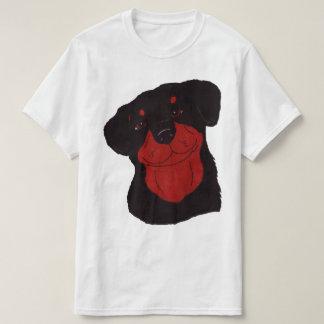 Rottweiler réfléchi t-shirt