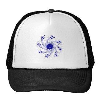 Roue bleue de Pin Casquettes
