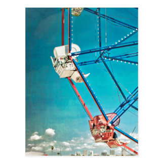 Roue de Balboa Ferris Cartes Postales