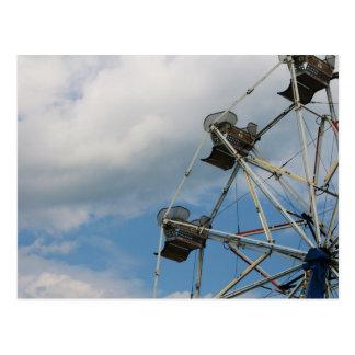 """""""roue de ferris"""" par des productions de Coressel Carte Postale"""