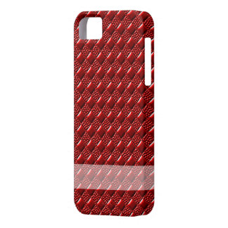 Rouge brillant coque Case-Mate iPhone 5