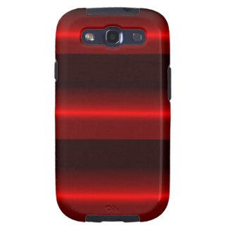 Rouge de cas de Samsung Galaxys Étui Galaxy S3