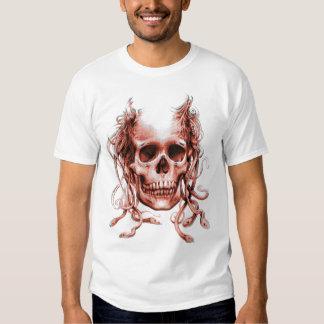 rouge de méduse t-shirts