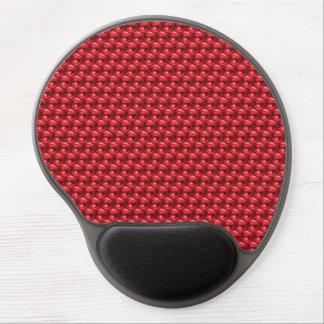 Rouge de wow tapis de souris avec gel