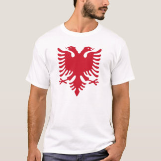 Rouge Eagle de Gashi T-shirt