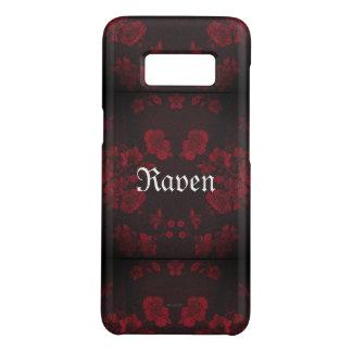 Rouge éternel gothique de Name* de *Your Coque Case-Mate Samsung Galaxy S8