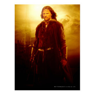 Rougeoyer d'Aragorn Carte Postale