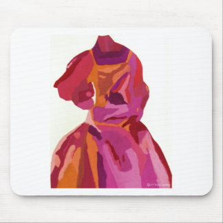 Rouges d'automne de Fashionista de diva Tapis De Souris