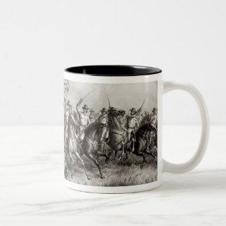 Rough Riders : Colonel Theodore Roosevelt Mug Bicolore