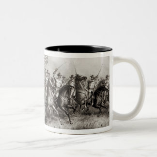 Rough Riders : Colonel Theodore Roosevelt Tasse 2 Couleurs