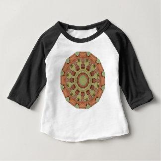 Rouille-Mandala, ROSTart 712_2 T-shirt Pour Bébé