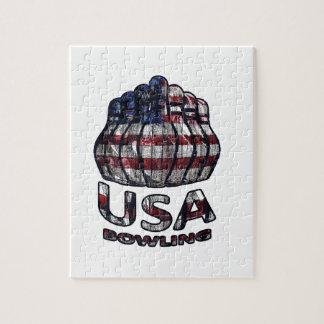 Roulement des Etats-Unis Puzzle