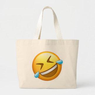 Roulement du plancher - Emoji Grand Tote Bag