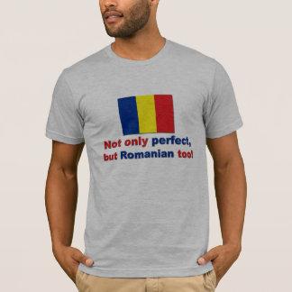 Roumain parfait t-shirt