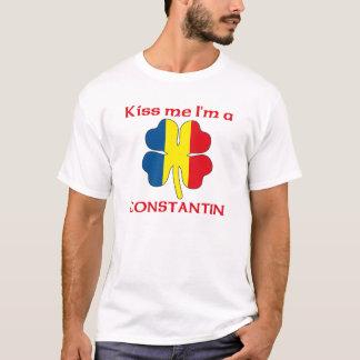 Roumains personnalisés m'embrassent que je suis t-shirt