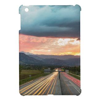 Route 36 vers beau Boulder le Colorado Coque Pour iPad Mini