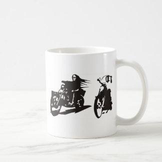 Route à l'enfer mug