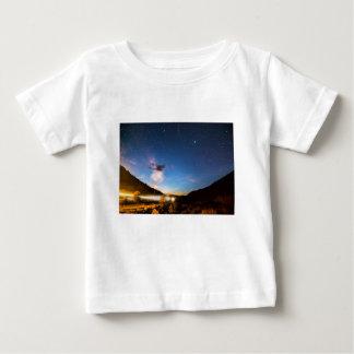Route céleste t-shirt pour bébé