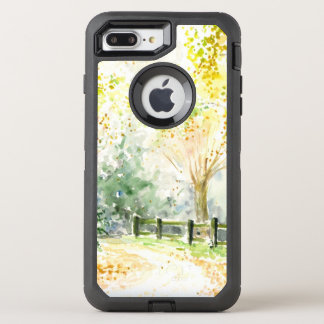 Route Coque OtterBox Defender iPhone 8 Plus/7 Plus