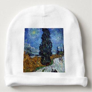 Route de campagne de Vincent van Gogh en Provence Bonnet De Bébé