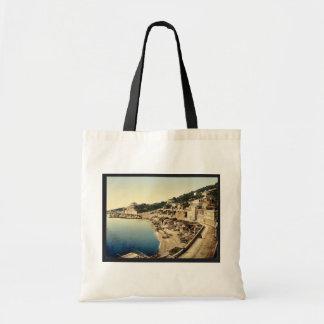Route de Corniche, I, photo de cru de Marseille, F Sacs Fourre-tout