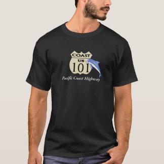 Route de Côte Pacifique - T-shirt