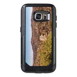 Route isolée de désert d'arbre de Joshua Coque OtterBox Samsung Galaxy S7