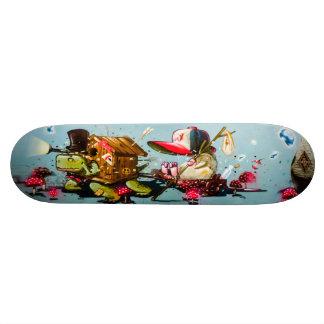 Route Trippin - plate-forme de tortue de patin Skateboards Personnalisés