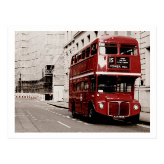 Routemaster Cartes Postales