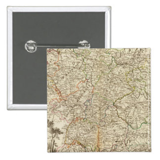 Routes postales d'Eurupoe Badges