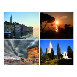 Rovinj, Croatie Cartes Postales