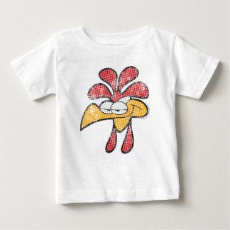 Roy la chemise de bébé de coq t-shirt pour bébé