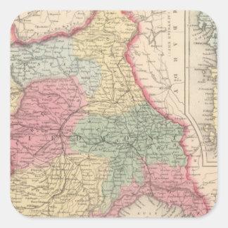 Royaume de la Sardaigne 2 Autocollants