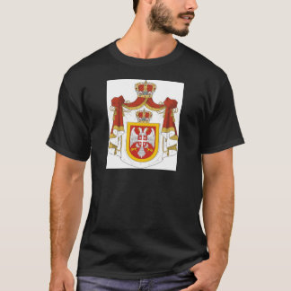 Royaume de la Serbie T-shirt