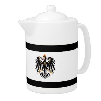 Royaume drapeau national de Prusse