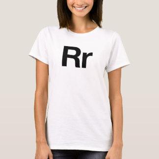 Rr helvetica t-shirt