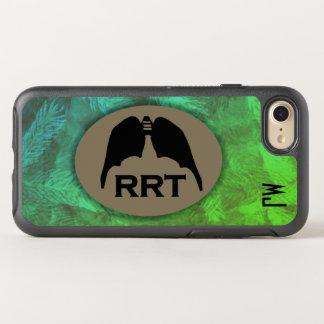 RRT RESPIRATOIRE PERSONNALISABLE par Coque OtterBox Symmetry iPhone 8/7