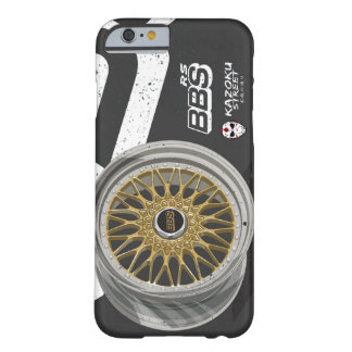 RS DE BBS COQUE BARELY THERE iPhone 6