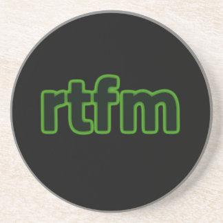 RTFM DESSOUS DE VERRE
