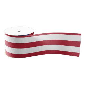 Ruban de drapeau américain ruban gros-grain