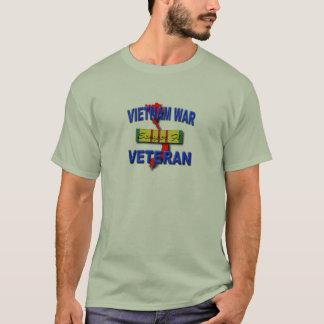 Ruban de service de combattant de Vietnam, Semper T-shirt