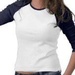 Ruban de tribal de survivant de cancer du sein t-shirts