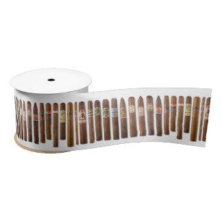 Ruban En Satin Le cigare rame //