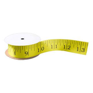 Ruban En Satin Ruban métrique de pouces de règle de ruban