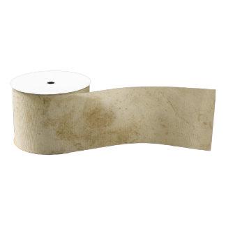 Ruban Gros-grain Vieux papier vide antique souillé rustique antique