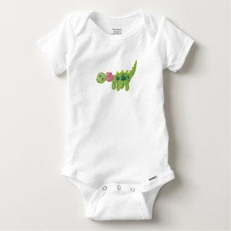Ruban rose Dino T-shirts