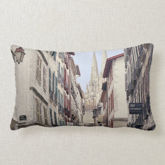 Rue à Bayonne Coussin