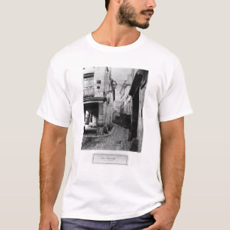 Rue Chanoinesse, de DES Chantres de rue, Paris T-shirt