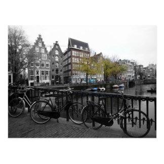 Rue d'Amsterdam Carte Postale